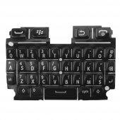 Blackberry Q5 Tuş Keypad - SİYAH