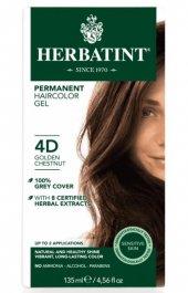 Herbatint 4D Golden Chestnut Hair Color   Altın Kestane Saç Boyası