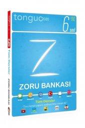 Tonguç 6.Sınıf Tüm Dersler Zoru Bankası 2020