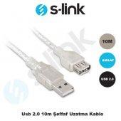 S-LINK SL-AF2010 10M USB 2.0 UZATMA KABLOSU