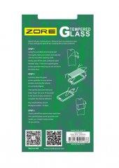 Alcatel A7 Zore Maxi Glass Temperli Cam Ekran Koruyucu