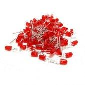 electroon 5mm Led Diyot Kırmızı - 50Adet