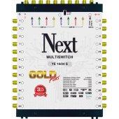 Next Multiswitch 10/24 Sonlu Santral + Adaptör