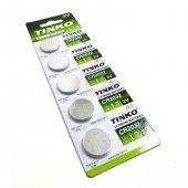 TINKO CR2032 3Volt Lithium Pil 5Adet - Kargo Ücretsiz