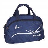 Escape 120 Küçük Omuz Askılı Spor ve Seyahat Çantası Mavi