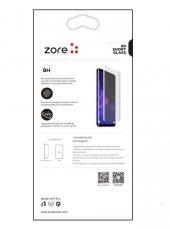 Samsung Galaxy S9 Plus Zore 3D Short Glass Ekran Koruyucu