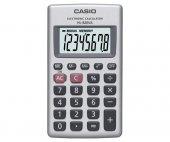 Casio HL-820VA-W 8 Hane Beyaz Cep Tipi Hesap Makinesi