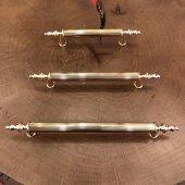 Metax Kumru Kulp Altın Sarı Gold Çekmece Dolap Mobilya Kulpu