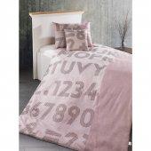 Kanz Pink Type Genç Uyku Seti