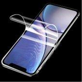 "OnePlus 6T - Özel ""TPU Nano Koruma"" Tam Kaplama"