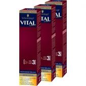 Schwarzkopf Vital Colors Krem Saç Boyası 5-889 Şarap Kızılı X 3 Adet