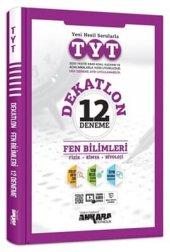 TYT DEKATLON FEN BİLİMLERİ 12 DENEME ANKARA YAYINCILIK