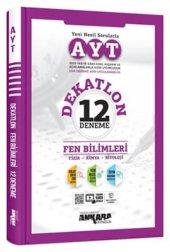 AYT DEKATLON FEN BİLİMLERİ 12 DENEME ANKARA YAYINCILIK