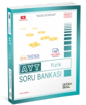 ÜçDörtBeş AYT Fizik Soru Bankası