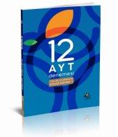 AYT T.Dili ve Edebiyatı/Sos.Bil-1 12li Deneme Sınavı Endemik Yayınları