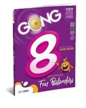 8.Sınıf Fen Bilimleri Soru Bankası Gong Yayıncılık