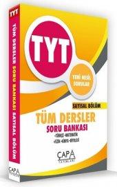 TYT Eşit Ağırlık - Sözel Tüm Dersler Soru Bankası Çapa Yayınları