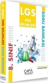 8.Sınıf Fen Bilimleri Soru Bankası Çapa Yayınları