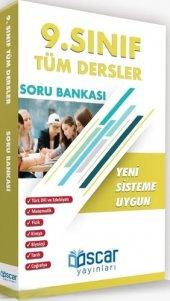 9.Sınıf Tüm Dersler Soru Bankası Oscar Yayıncılık