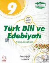 9.Sınıf Türk D. ve Edebiyatı Konu Anlatımlı Palme Yayıncılık
