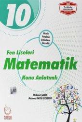 10.Sınıf Fen Liseleri Matematik Konu Anlatımlı Palme Yayıncılık