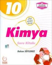 10.Sınıf Kimya Soru Kitabı Palme Yayınevi