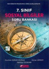 7.Sınıf Sosyal Bilgiler Soru Bankası Esen Yayınları