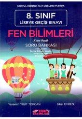 8.Sınıf LGS Fen Bilimleri Konu Öz. Soru Bankası Esen Yayınları