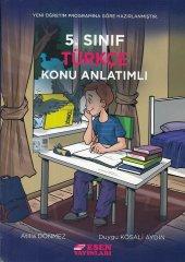 5.Sınıf Türkçe Konu Anlatımlı Esen Yayınları