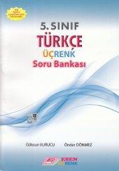 5.Sınıf Türkçe Soru Bankası Esen Üçrenk Yayınları