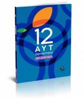 AYT Fen Bilimleri 12li Deneme Sınavı Endemik Yayınları