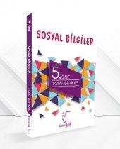 5.SINIF SOSYAL BİLGİLER SORU BANKASI KAREKÖK YAYINLARI