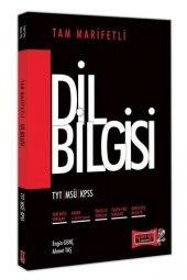 Yargı Yayınları TYT MSÜ KPSS İçin Tam Marifetli Dil Bilgisi Soru