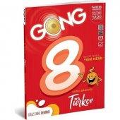 8.Sınıf Türkçe Soru Bankası Gong Yayıncılık