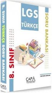 8.Sınıf Türkçe Soru Bankası Çapa Yayınları