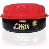 Carub Wax Pasta & Cila Boya Koruyucu Süngerli 230 ml Kırmızı Kutu BR 726040
