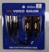 POWERMASTER PM-3893 5MP MAX 600 METRE HD-TVI/CVI/AHD/CVBS HD VIDEO BALUN