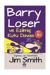 Barry Loser ve Ezilmiş Kutu Davası (Ciltli) - Jim Smith