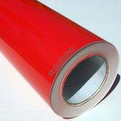 Kırmızı Folyo Kendinden Yapışkanlı PARLAK 122 CM X 2 METRE