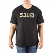 5.11 LEGACY CAMO FILL S/S TEE T-SHIRT