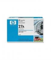HP C4127A Siyah Orjinal Toner (27A)