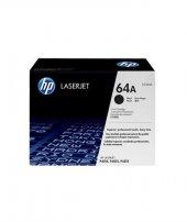 HP CC364A Siyah Orjinal Toner (64A)