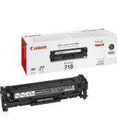 Canon CRG-718BK Orjinal Toner 2662B002