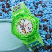 Yeni Pinkoli Kids Seri Yeşil Renk Unisex Çocuk Kol Saat ST-303659