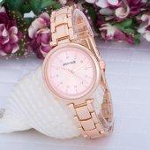 Rose Renk Çelik Kordonlu Spectrum Marka Kadın Kol Saati ST-303576