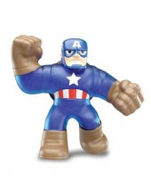 Goojitzu Marvel Captan America Esneyen Figür