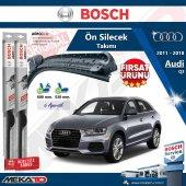 Audi Q3 Ön Silecek Takımı Bosch Aero Eco 2011-2018