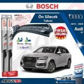 Audi Q7 Ön Silecek Takımı Bosch Aero Eco 2015-2020