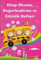 Kitap Okuma, Değerlendirme ve Etkinlik Defteri Kız Çocukları İçin