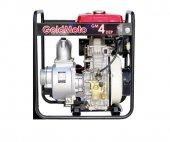 Goldmoto Gm4dep Dizel Su Motoru 4 Parmak